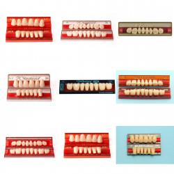 Protetyka / Zęby akrylowe