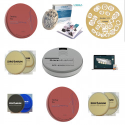 Materials and devices for CAD / CAM