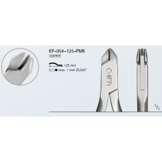 Prosthetic pliers for cutting wire, type Aderer KP-054-12-PMK