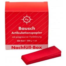 Carbon paper Bausch 200u BK1002 refill
