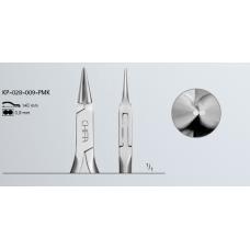 Round prosthetic forceps, KP-028-009-PMK