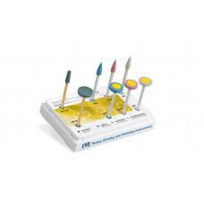 Diasynt Plus/Diapol  zestaw do opracowywania ceramiki  HP310