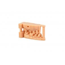 Dreve drukowany model 3D (stereolitografowy) - ćwierć łuku (góra + dół)
