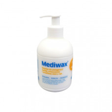 Mediwax hand emulsion 330ml with a pump