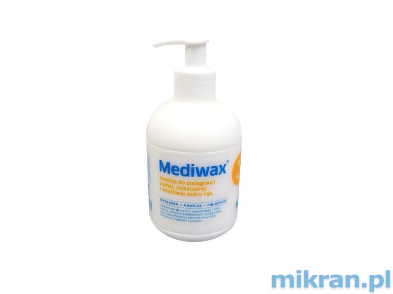 Mediwax emulsja do rąk 330ml z pompką