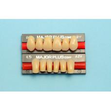 Hlavné kompozitné predné zuby, 6 ks
