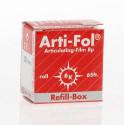 Kalka Arti-Fol 8u dwustronna, czerwona uzupełnienie BK1025