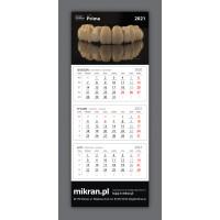 Kalendár mikran.pl 2021 - ZDARMA - k objednávke si môžete pridať až 2 kalendáre