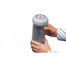 Zbiornik do piaskarki z dyszą 70-250 mikronów