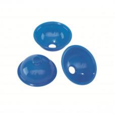 Blauer Trichter - Bego, 1 Stck