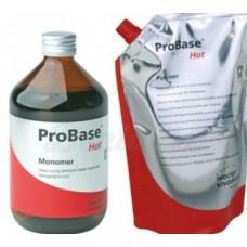 Pro Base Hot polymer PV 2x500g + 500ml set PROMOTION