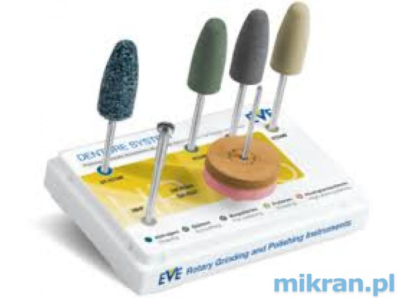 * Zestaw do  polerowania materiałów termoplastycznych EVE - PROMOCJA
