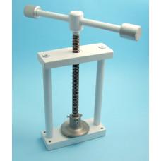 Large screw manual press