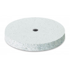 Erasers - white discs 1 pc
