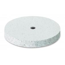 Guma - biele disky 1 ks