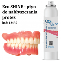 Denture polishing liquid - mint Eco SHINE