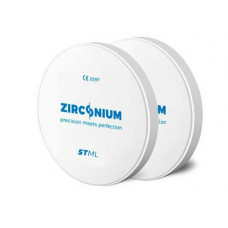 Zirconium ST Multilayered 98x18mm