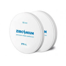 Zirconium TT Multilayered 98x16mm