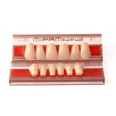 Front teeth MIFAM Super Lux 6 pcs - call and ask about the availability of color and shape.