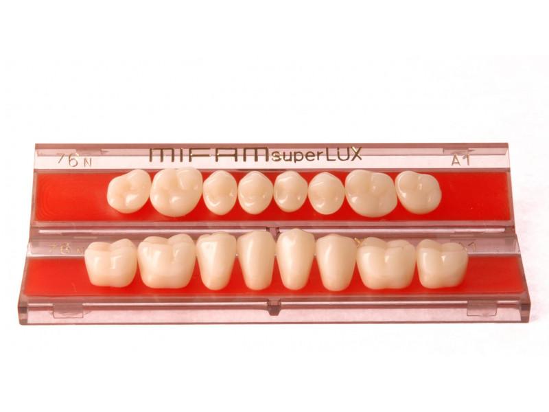 Zęby boczne MIFAM Super Lux 8szt