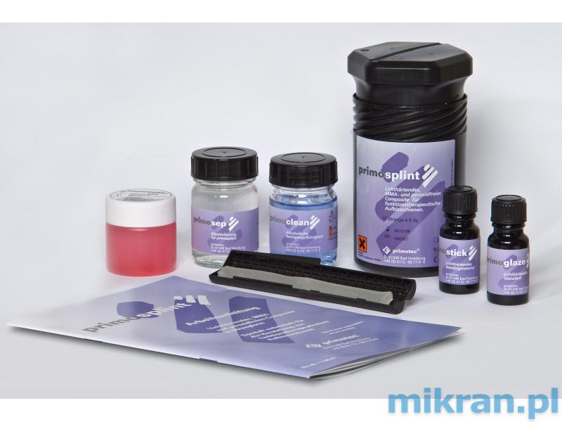 * Primo Splint KIT - universal light-curing molding material