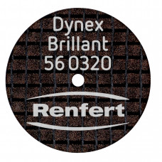 Dynex Brillant tarczki do ceramiki 20/0,3mm - 1szt.