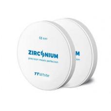 Zirconium TT White 98x20mm