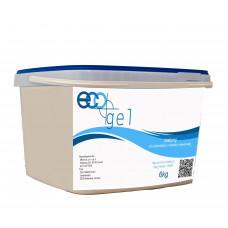 Zelený agar ECOgel na duplikovanie modelov s hmotnosťou 6 kg