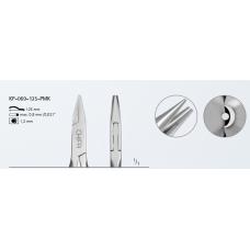 Concave-convex prosthetic forceps KP-069-125-PT