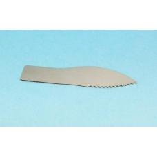 Porcelain knife - tip