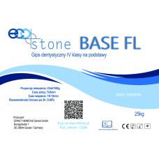 Gips IV kl.Eco Stone Base FL na podstawy 25 kg Ciemno niebieski