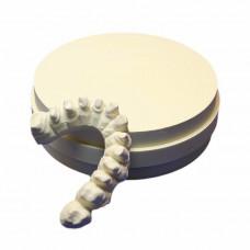 Marmoplast BioStar 98.5mm / 30mm gypsum disc