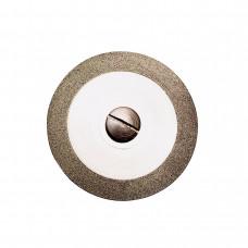 Bi-Flex porcelain separator with diamond coating