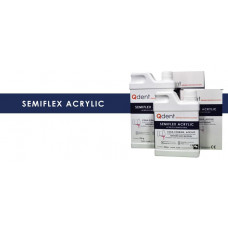 Qdent Semiflex Acrylic 750g - acrylic for the infusion method Promotion