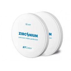 Zirconium ST Color 98x18 mm