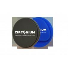 Zirconium AG wax discs 89x71x16mm Promotion
