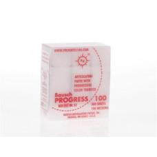Rectangular tracing paper, red 100u (300pcs / cassette) BK52