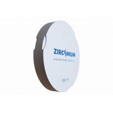 Zirconium HT ZZ 95x12 mm