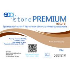 Gips IV kl.Eco Stone Natural Premium 25 kg złoto-brązowy