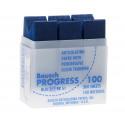 Kalka prostokątna niebieska 100u (300szt/kaseta) BK51