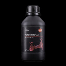 Dreve Żywica FotoDent cast 385nm/405nm red-transparent 1kg