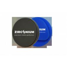 Zirconium wosk do frezowania szary 98x12mm