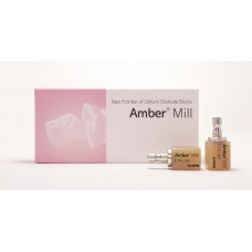 AMBER MILL C14 any color 1pc - to try