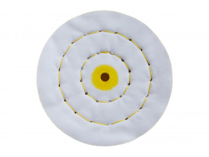 110 B textile brush with hardened hole
