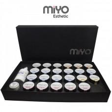 Zestaw do barwienia ceramiki i cyrkonu MiYO Kit Color+