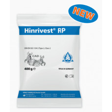 Hinrivest RP investment material for 3D printing 400g Promotion