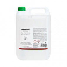 Preparation for disinfecting hands nanomax 5l