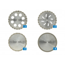 Large plaster separator