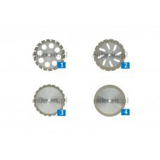 Small plaster separator