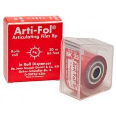 Artikulační pauzovací papír Arti-Fol BK 25